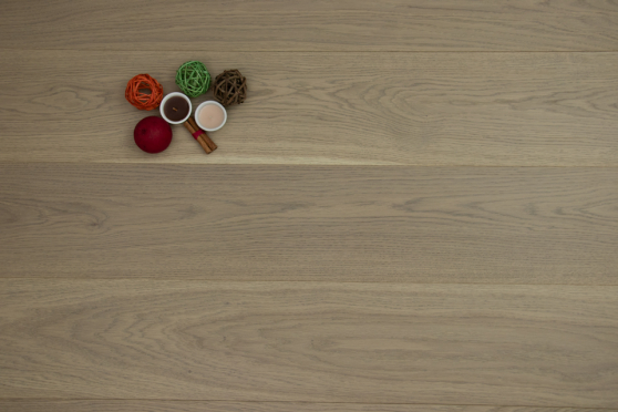 Prime Engineered Flooring Oak Silver Stone Brushed UV Matt Lacquered 14/3mm By 178mm By 1000-2400mm GP211 4