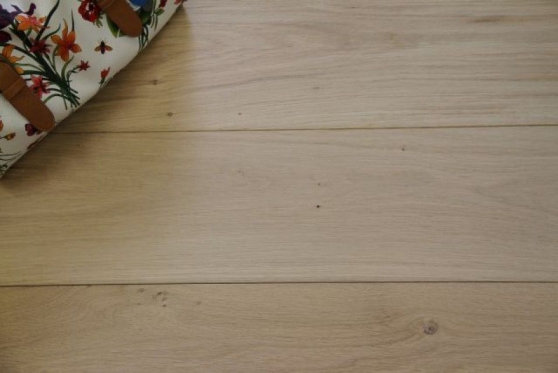 Prime Engineered Flooring Oak Unfinished 20/6mm By 180mm By 1800-2200mm GP187 1