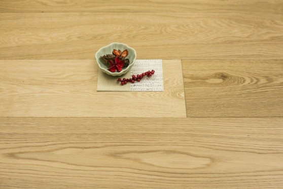 Select Engineered Flooring Oak UV Oiled 20/5mm By 220mm By 1400-2200mm GP141 1