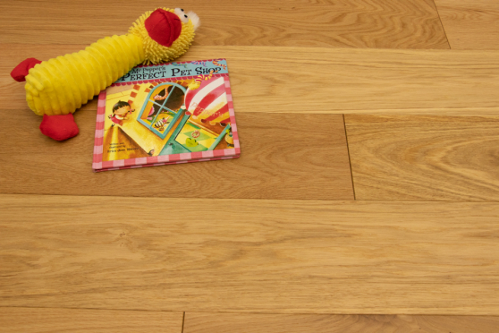 Prime Engineered Flooring Oak Brushed UV Matt Lacquered 15/4mm By 150mm By 400-1500mm FL3796 1