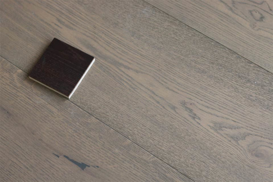 Rustic Engineered Flooring Oak San Marino Brushed UV Oiled 15/4mm By 250mm By 2000-2200mm GP124 1