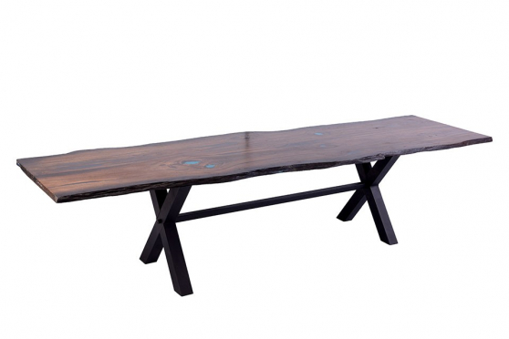 Bog Oak Table 35*880*3150 TB010 1