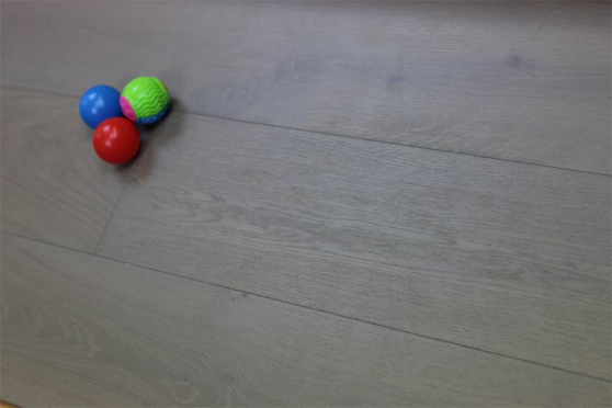 Natural Engineered Oak Summer Grey UV Oiled 20/6mm By 190mm By 1900mm FL1261 1