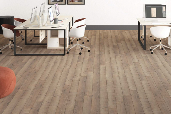 Ulus Brown Coffee Laminate Flooring 12mm By 159mm By 1380mm LM062 1