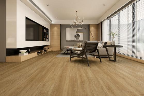 Luxury Click Vinyl Rigid Core Flooring Olive 4.2mm By 178mm By 1220mm VL018 0