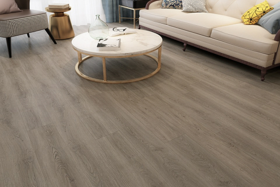 Luxury Click Vinyl Rigid Core Flooring Cotton Wood 4.2mm By 178mm By 1220mm VL020 8