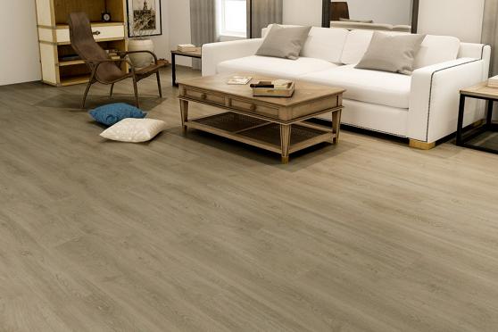 Luxury Click Vinyl Rigid Core Flooring Nagel 5mm By 178mm By 1220mm VL026 5