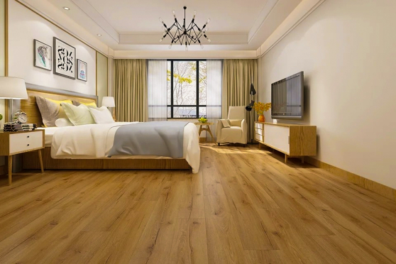 Luxury Click Vinyl Rigid Core Flooring Nature 5mm By 178mm By 1220mm( include 1mm underlay) VL032 0