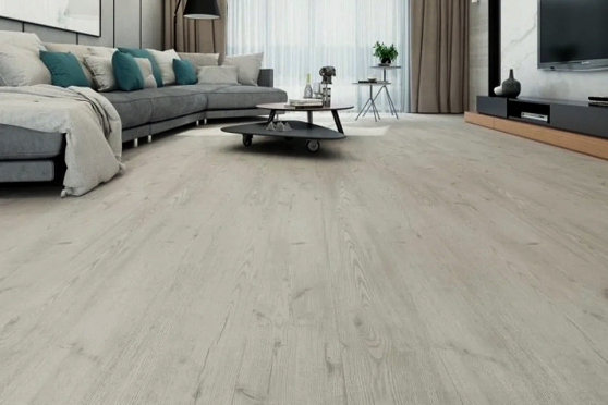 Luxury Click Vinyl Rigid Core Flooring Fossil 4.2mm By 182mm By 1220mm VL029 0