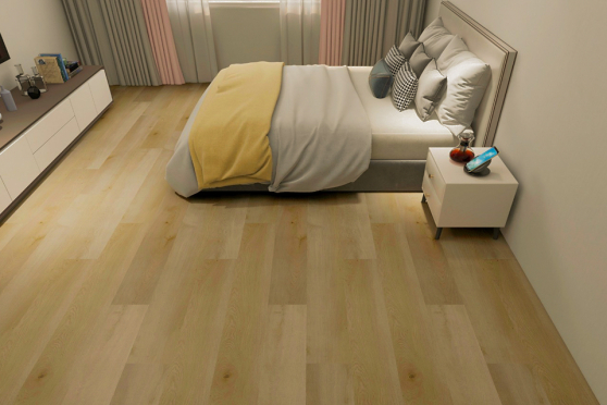 Luxury Click Vinyl Rigid Core Flooring Supremo Royal Silica 6mm By 228mm By 1220mm (include 1mm underlay) VL062 0