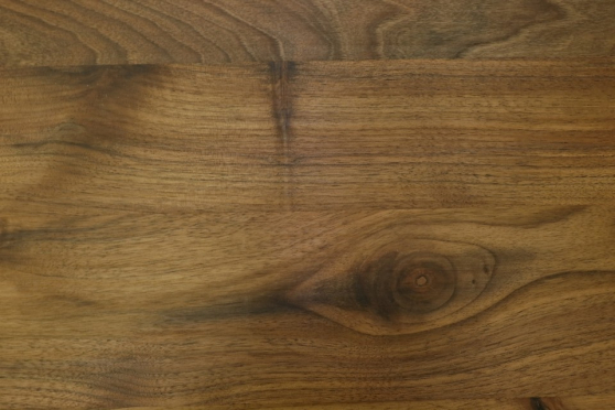 Full Stave European Walnut Worktop 38mm By 1000mm By 1000mm WT906 3
