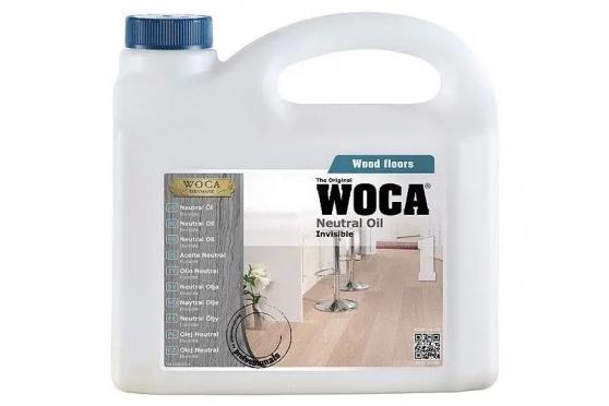 WOCA Neutral Oil 2.5L AC126 1