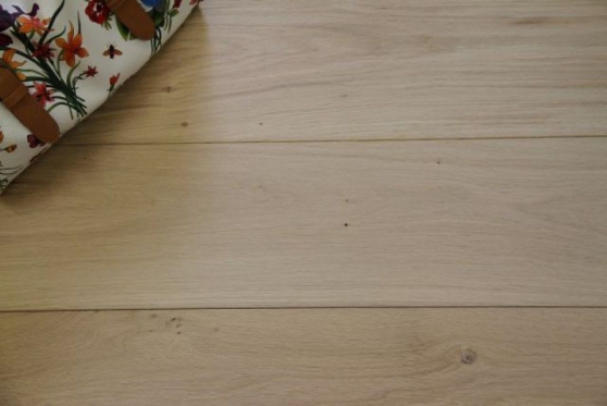 Natural Engineered Flooring Oak Unfinished 13/3mm 180mm 600-2200mm