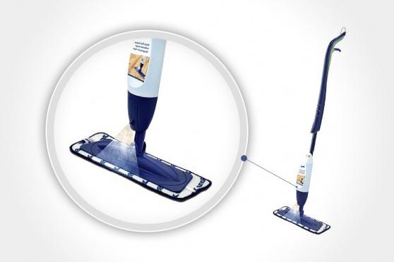 Wood Floor Mop Cleaner