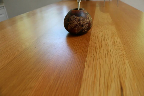 Full Stave Rustic Oak Worktop 38mm By 750mm By 2500mm WT634 2