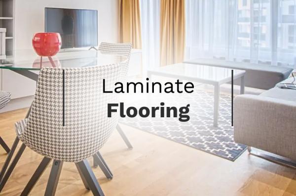 Laminate Home Banner