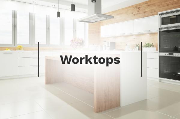 Worktops Home Banner