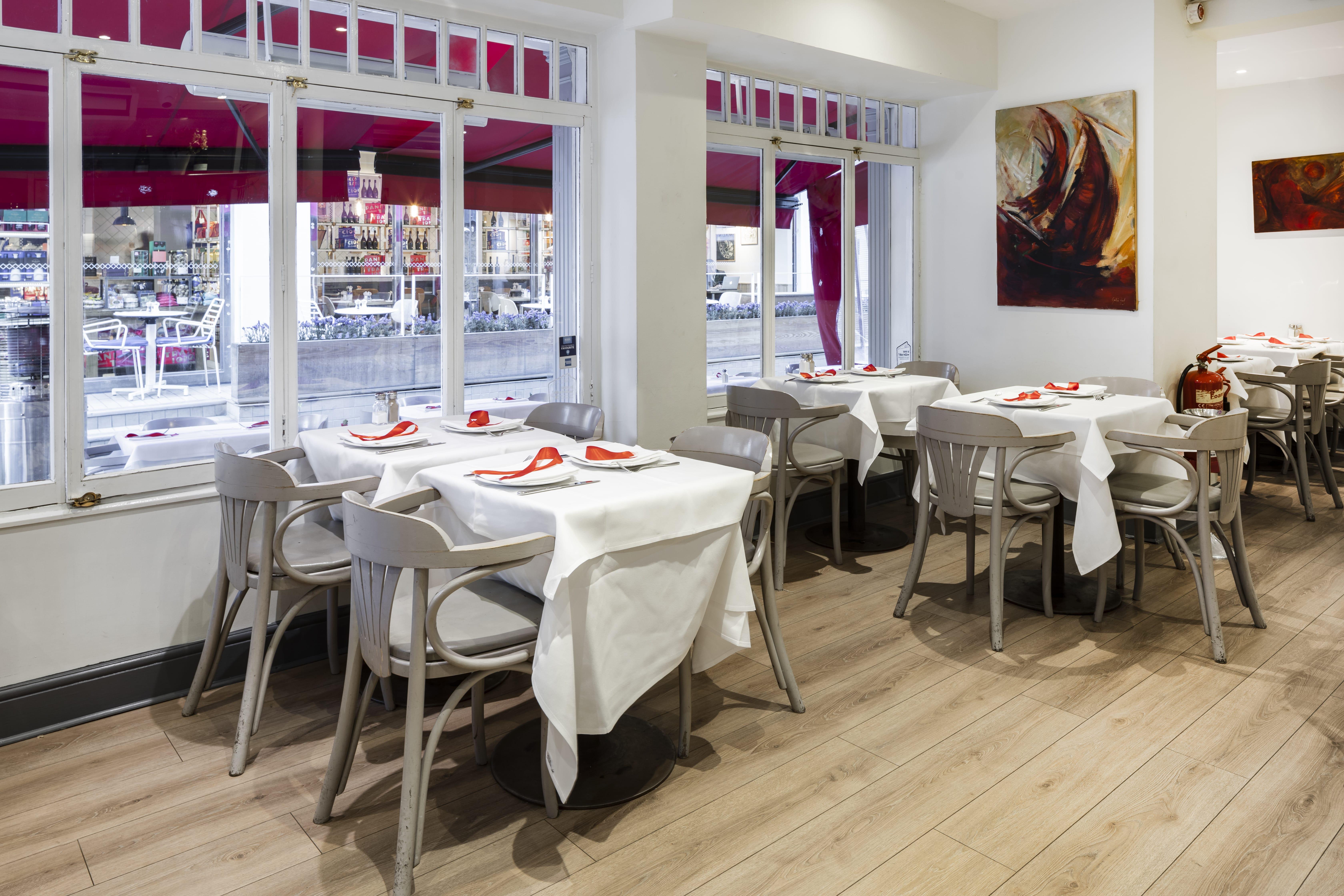 Sofra Restaurant in Central London