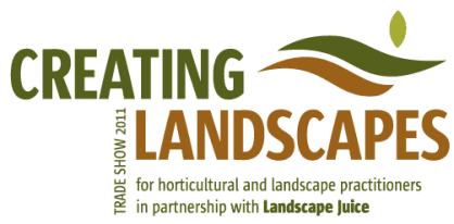 Visit Us at The Creating Landscapes Show