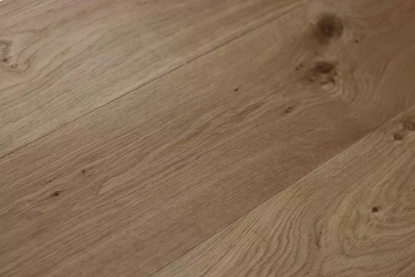 Invisible Oil Wood Flooring for an Unfinished Look
