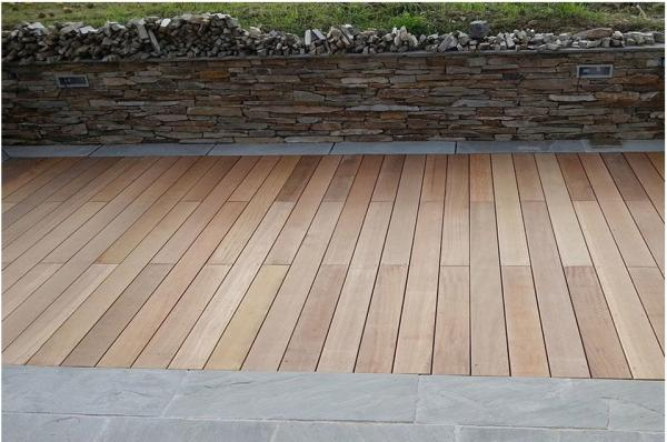 Yellow Balau Decking Will Transform Your Outdoors