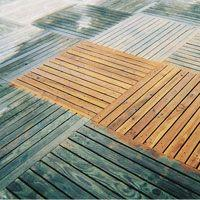 How To Use Wood Decking Brightener