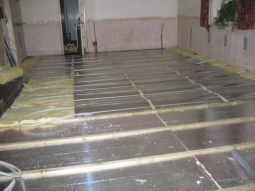 Engineered Wood Flooring And Underfloor Heating