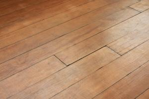 Common Solid Wood Floor Problem Bulging and Lifting