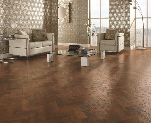 Caramel Wood Flooring - an Absolute Classic Choice