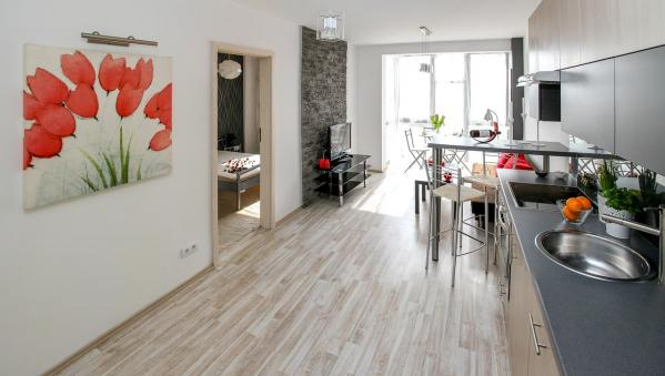Unfinished Oak Engineered Wood Flooring - For Complete Control, Look And Finish