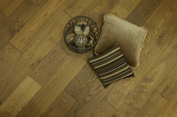 Our Favourite Chocolate Brown Wood Flooring