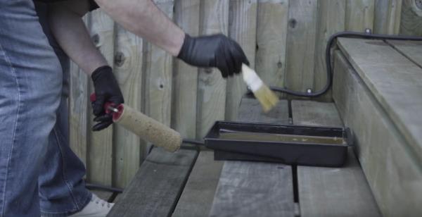 How To Restore Hardwood Decking
