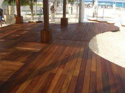How To Choose High Quality Hardwood Deck