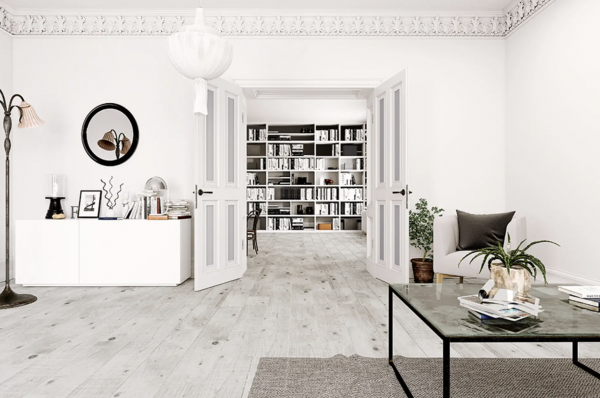Wood Flooring for Hall Areas