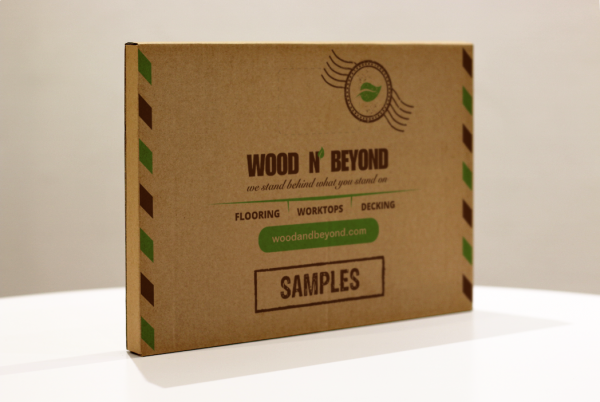 Wood Flooring Samples - Sample Solid and Engineered Before You Buy