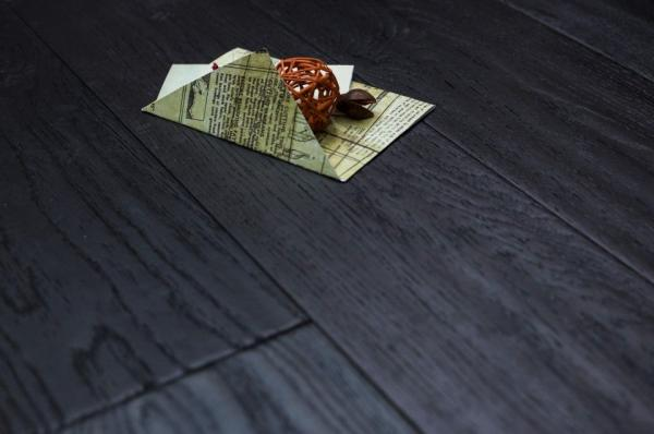 Why Black Wood Flooring Is Great For Any Room