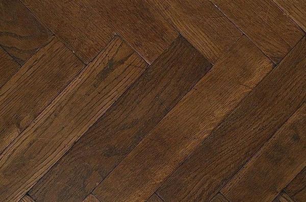 The Geometric Face of Parquet Flooring