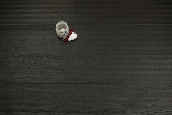 Dark Wood Flooring Living Room
