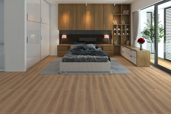 Dark Hardwood Flooring for Added Charm and Style