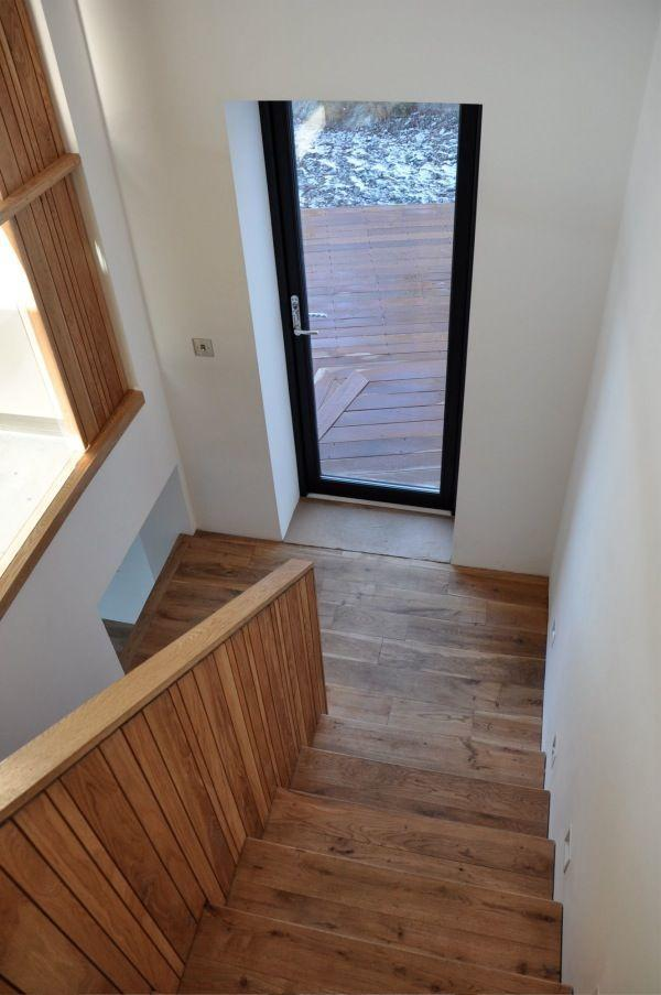 Project Photos Rustic Solid Flooring and Cumaru Decking
