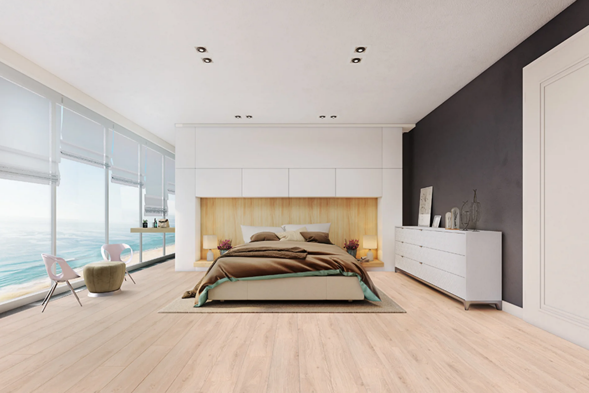 Wood Flooring For Your Bedroom - Wood and Beyond Blog