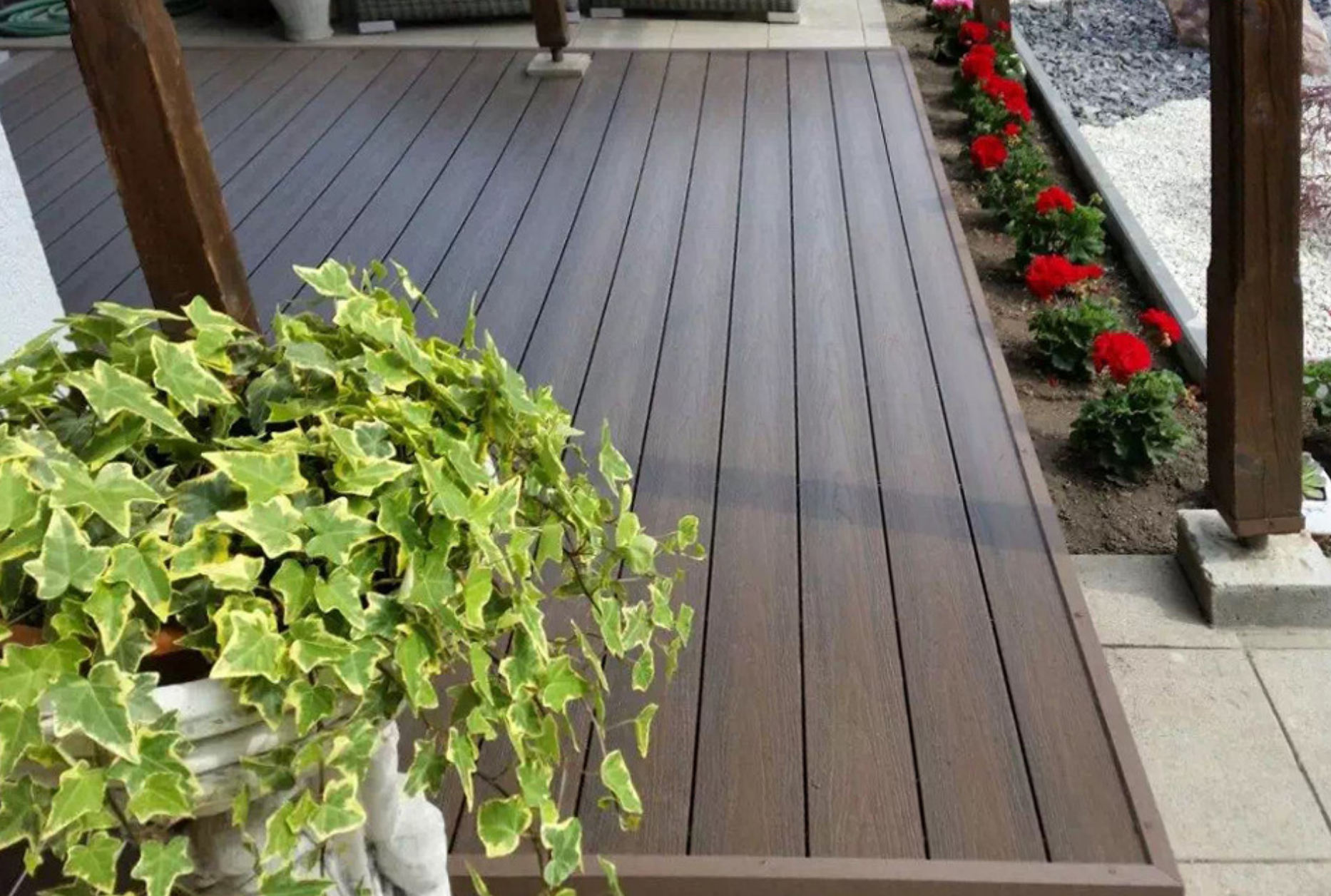 Recommended Decking Board Size Wood And Beyond Blog