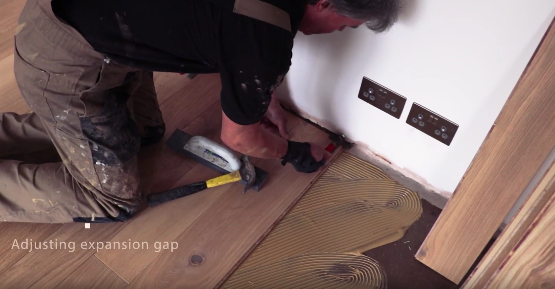 Does Engineered Wood Flooring Require An Expansion Gap Wood And