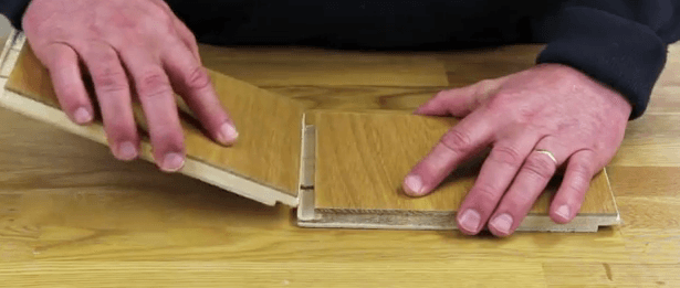 What Is Click Or Lock Flooring