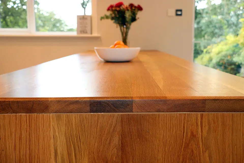 Concrete Worktops Or Wood