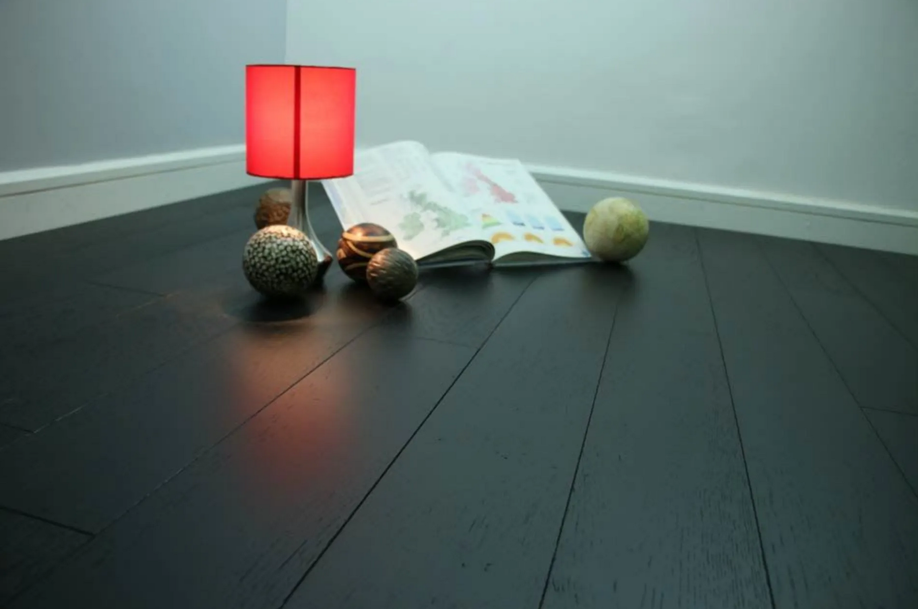 Why Black Wood Flooring Is Great For