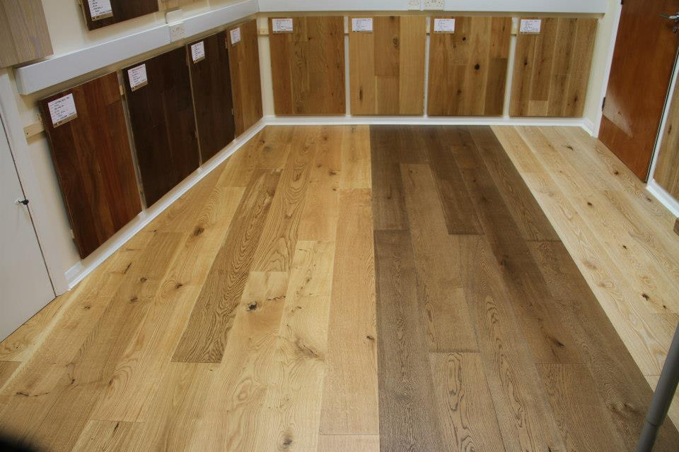 Diffe Types Of Solid Wood Flooring